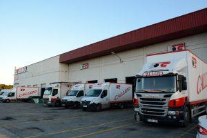 Transportes Callizo Zaragoza