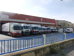 Delegaciones Transportes Callizo