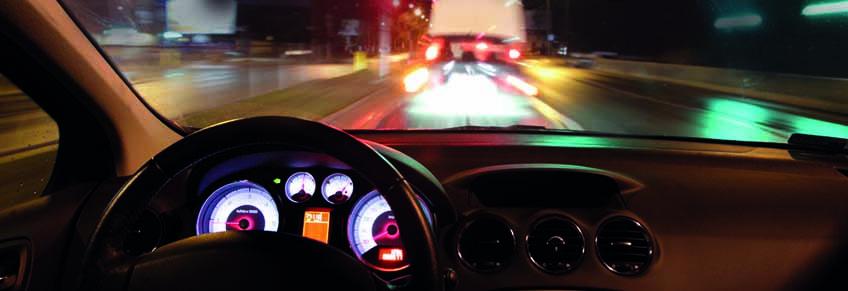 6 consejos para conducir por la noche