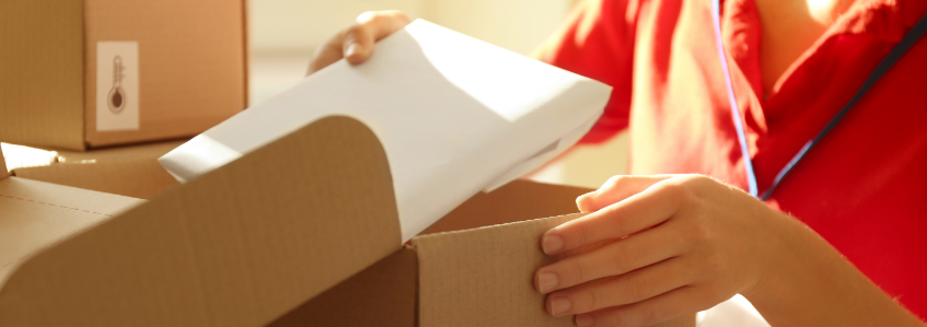 ¿Cómo preparar correctamente los paquetes para su envío?
