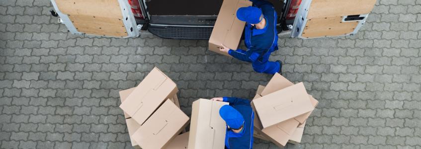 La DGT responsabiliza al cargador de la correcta sujeción de la mercancía