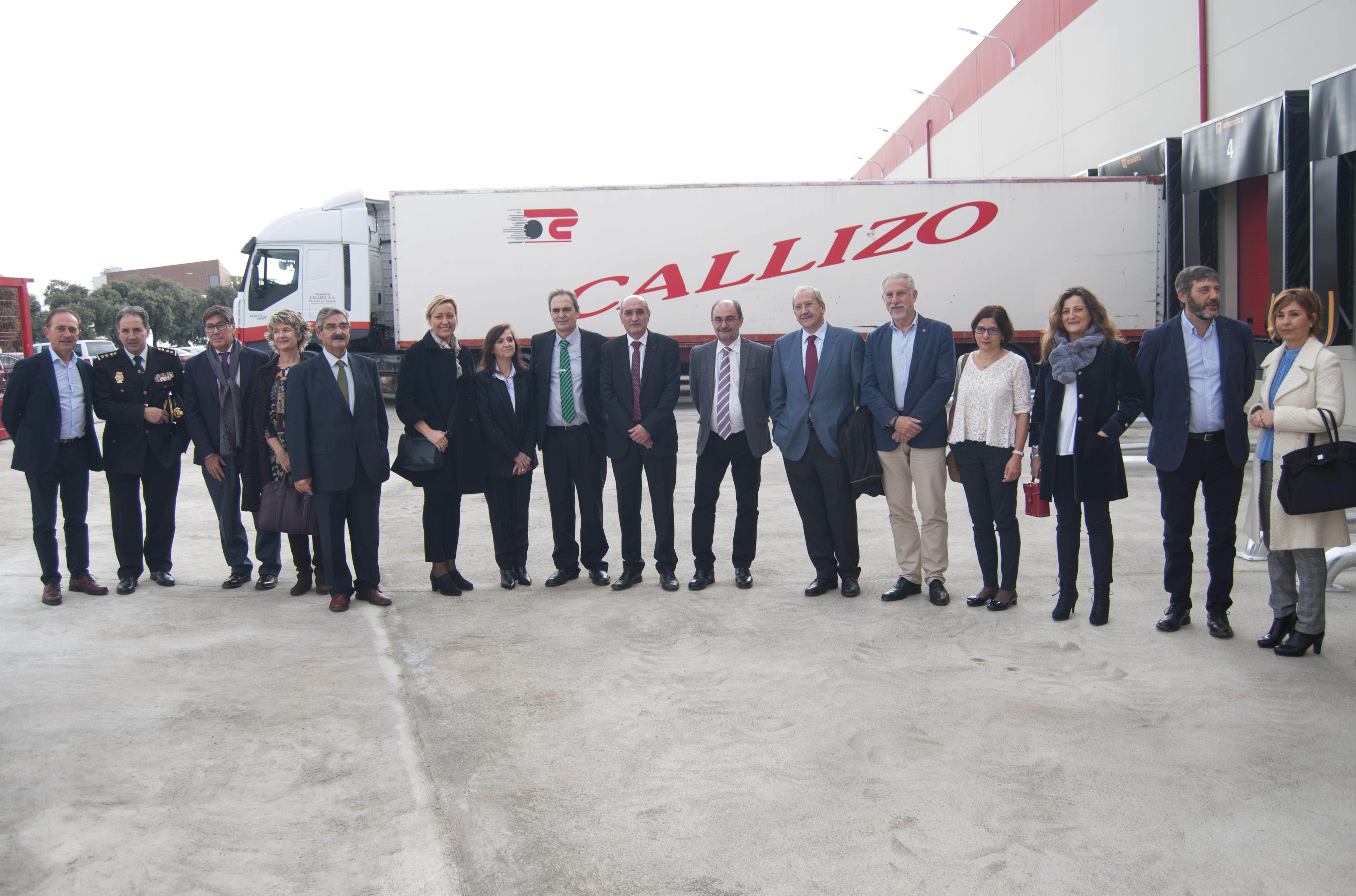 Inauguradas nuestras nuevas instalaciones en Plhus en un emotivo acto al que asistieron más de 200 personas