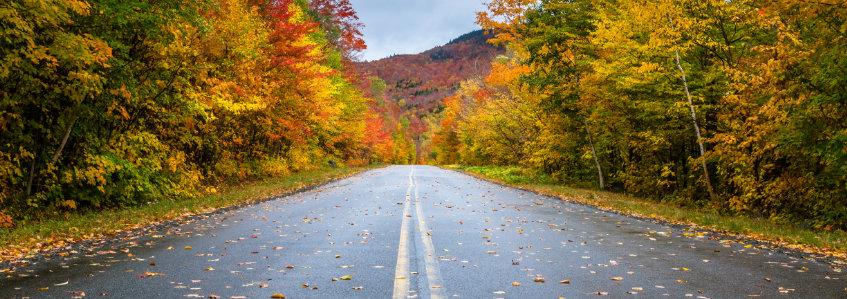 Consejos para conducir en otoño con seguridad