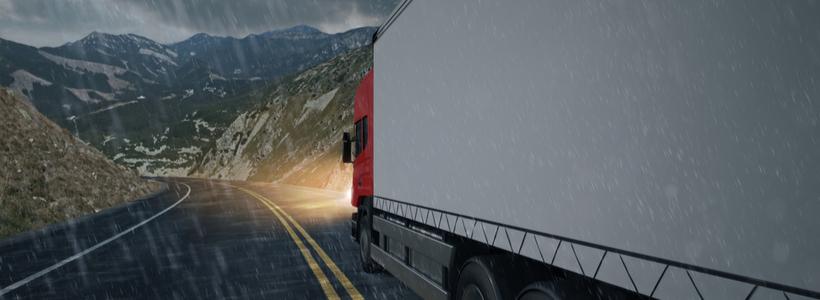 Consejos para conducir de manera segura los días de lluvia.
