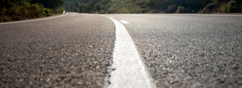 El estado de las carreteras, culpable de gran parte de los accidentes