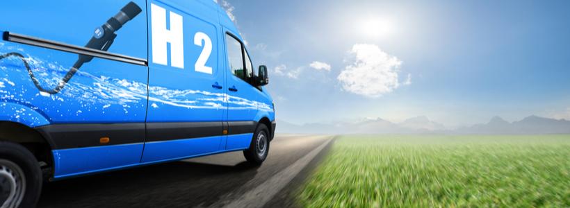 ¿Vehículos de hidrógeno en el sector del transporte de mercancías?